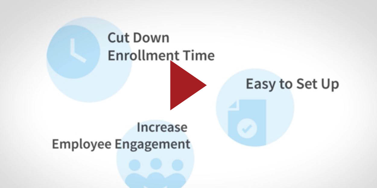 Ease Online Enrollment and Onboarding
