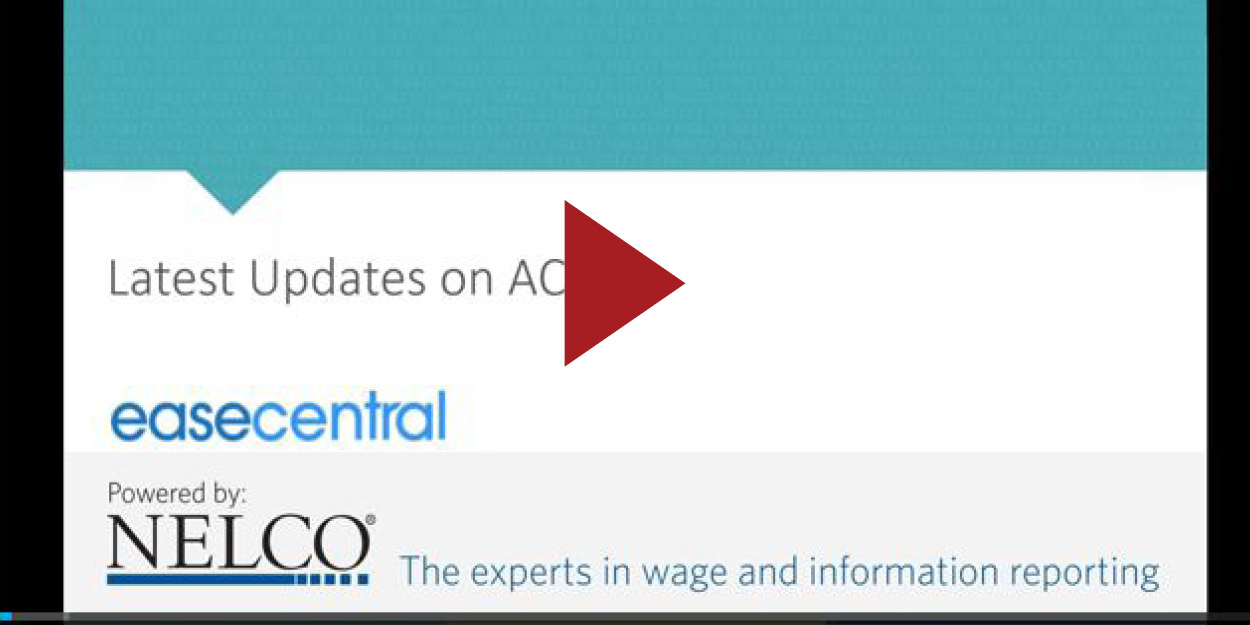 Electronic Filing for ACA 1095-C Reporting with Ease and Nelco